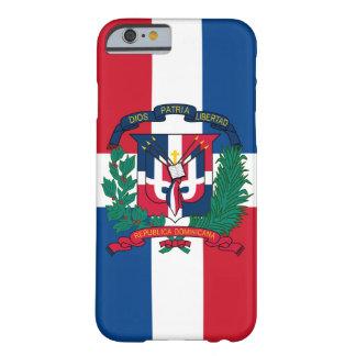 ドミニカ共和国の紋章 BARELY THERE iPhone 6 ケース