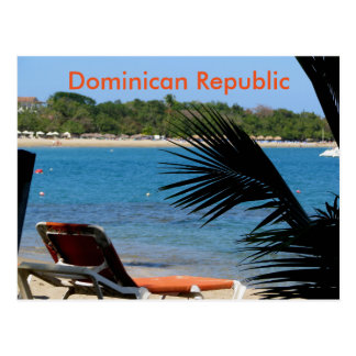 ドミニカ共和国の郵便はがき ポストカード