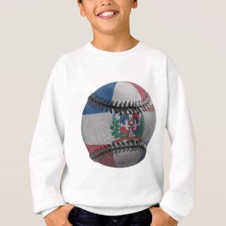 ドミニカ共和国の野球 スウェットシャツ
