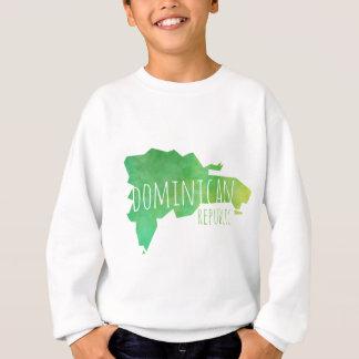 ドミニカ共和国 スウェットシャツ