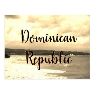 ドミニカ共和国 ポストカード