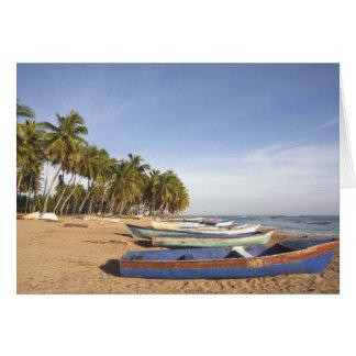 ドミニカ共和国、北岸、Nagua、Playa カード