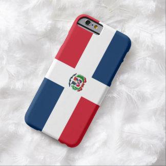 ドミニカ共和国 BARELY THERE iPhone 6 ケース