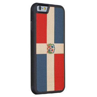 ドミニカ共和国 CarvedメープルiPhone 6バンパーケース