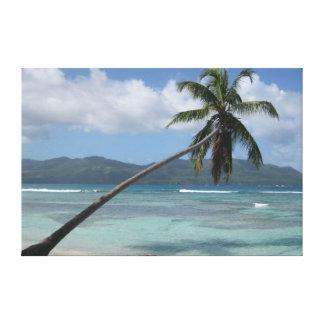 ドミニカ共和国、Samana キャンバスプリント