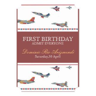 ドミニクの誕生日のチケット カード
