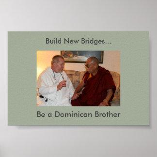 ドミニコ共和国の兄弟の職業ポスター2 ポスター