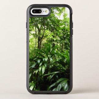 ドミニコ共和国の熱帯雨林Iの熱帯緑の自然 オッターボックスシンメトリーiPhone 8 PLUS/7 PLUSケース