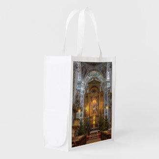 ドミニコ共和国教会ウィーンオーストリア エコバッグ