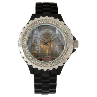 ドミニコ共和国教会ウィーンオーストリア 腕時計
