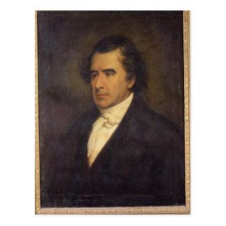 ドミニックFrancoisジーンArago 1842年のポートレート ポストカード
