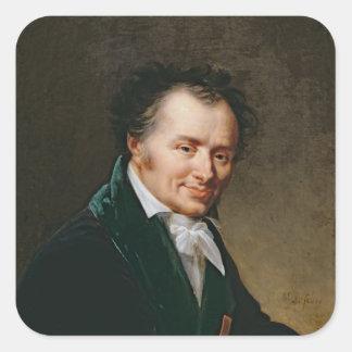 ドミニックVivantの男爵のDenon 1808年ポートレート スクエアシール