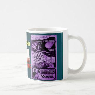 ドライブ・インの二本立て コーヒーマグカップ