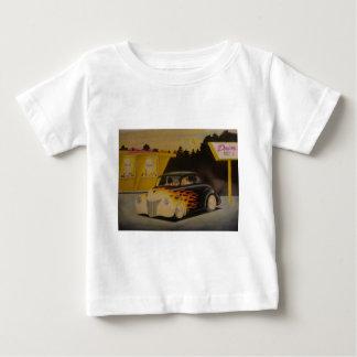 ドライブ・イン ベビーTシャツ