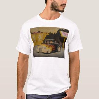 ドライブ・イン Tシャツ
