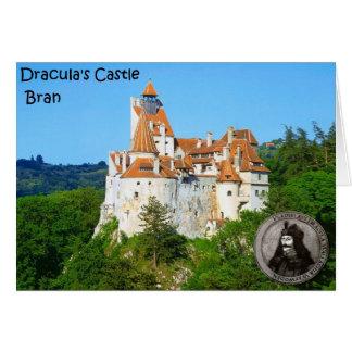 ドラキュラの城、ぬか カード