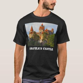 ドラキュラの城、ぬか、トランシルバニア Tシャツ