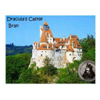ドラキュラの城、ぬか ポストカード