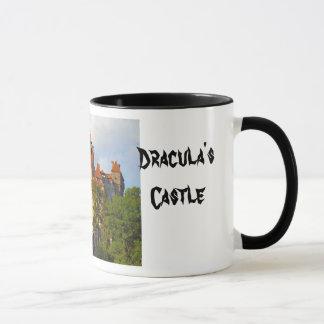 ドラキュラの城、ぬか、Transylvannia マグカップ