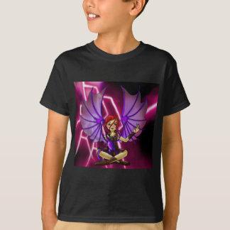 ドラゴンとのTabitha Tシャツ