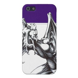 ドラゴンのつきまとうこと iPhone 5 COVER