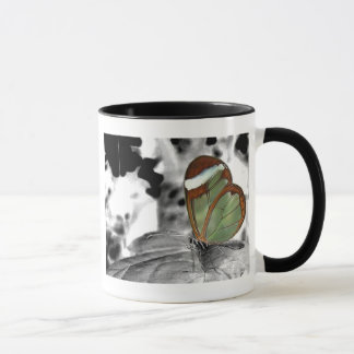 ドラゴンのはえの写真の芸術の飲み物用品のマグ マグカップ