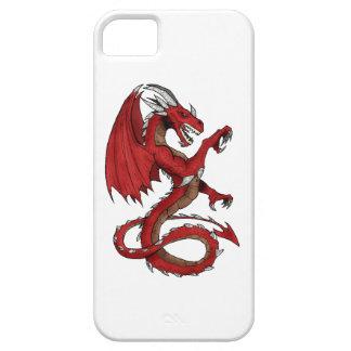 ドラゴンのテーマ iPhone SE/5/5s ケース