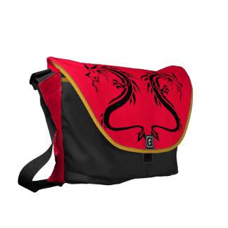 ドラゴンのバッグ クーリエバッグ