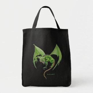 ドラゴンのバッグ トートバッグ