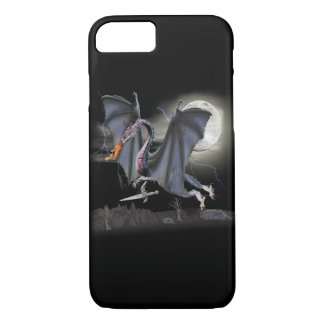 ドラゴンのファンタジーの芸術の電話箱 iPhone 8/7ケース