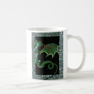 ドラゴンのマグ コーヒーマグカップ