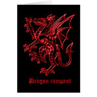 ドラゴンの中世紋章学 カード