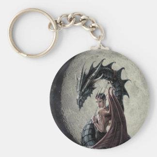 ドラゴンの主婦- Keychain キーホルダー