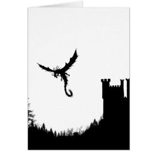 ドラゴンの城 カード