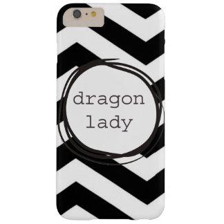 ドラゴンの女性 BARELY THERE iPhone 6 PLUS ケース