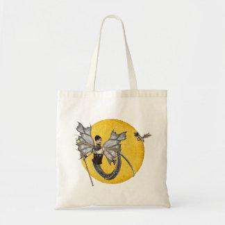 ドラゴンの女神のバッグ トートバッグ