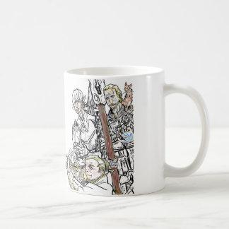 ドラゴンの年齢のマグ コーヒーマグカップ