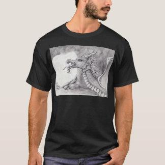 ドラゴンの洞窟 Tシャツ