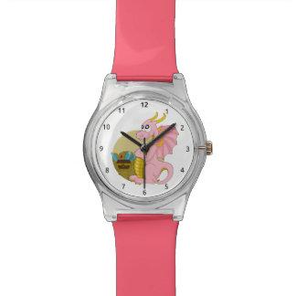 ドラゴンの漫画の腕時計 腕時計