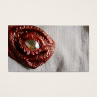 ドラゴンの目ビジネス 名刺