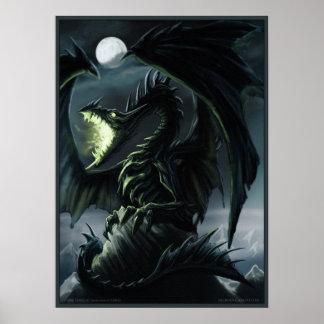 ドラゴンの石 ポスター
