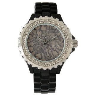 ドラゴンの秋の腕時計 腕時計