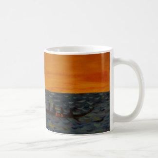 ドラゴンの競艇 コーヒーマグカップ