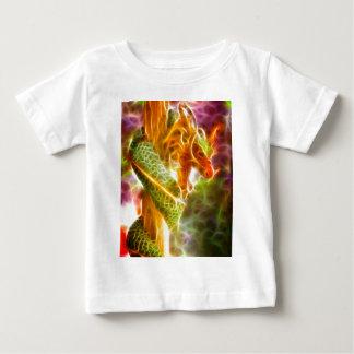 ドラゴンの精神 ベビーTシャツ