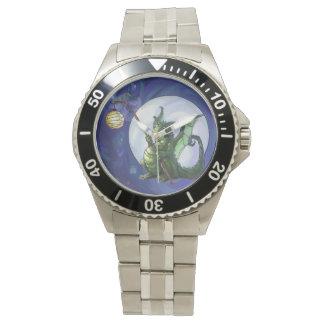 ドラゴンの腕時計の芸術 腕時計