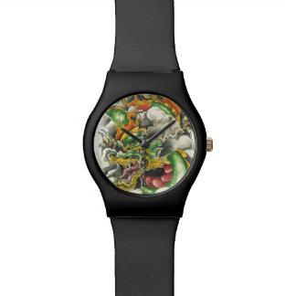 ドラゴンの腕時計 腕時計