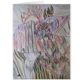 ドラゴンの芸術1 カード