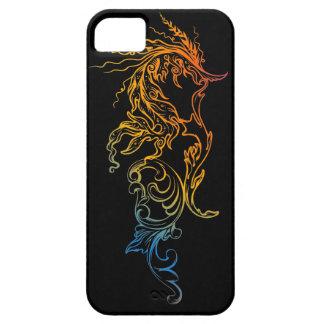 ドラゴンの芸術 iPhone SE/5/5s ケース