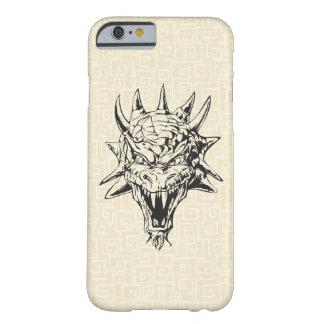 ドラゴンの頭部 BARELY THERE iPhone 6 ケース