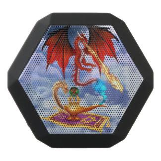 ドラゴンの魔神 ブラックBluetoothスピーカー